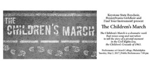The Children's March